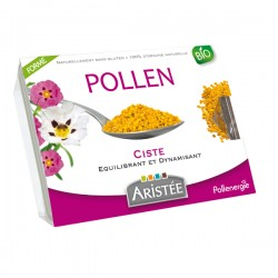 Pollen frais de Ciste BIO