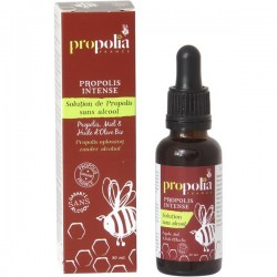 Solution Huileuse de propolis