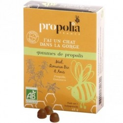 Gommes de Propolis Bio...