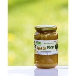Miel de Forêt Bio récolté en France