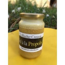 Miel et Propolis BIO récoltés en France.