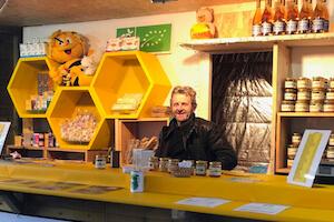 French organic Beekeeper